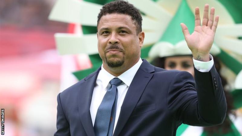 Gwiji wa soka wa Brazil, Ronaldo alazwa hospitali