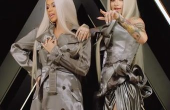Photo of Cardi B connects with Kehlani for 'Ring' video
