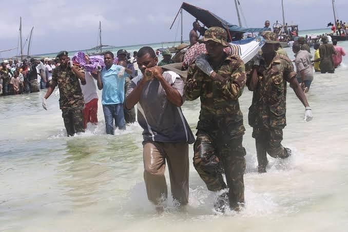 TEMESA watao taarifa rasmi kuhusu kuzama kwa kivuko cha MV Nyerere