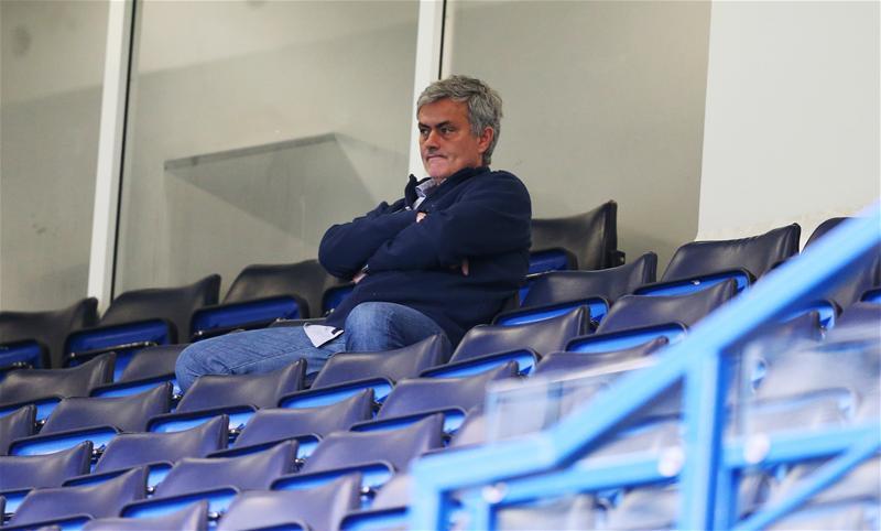 Mourinho aahidi kutoshangilia wala kuongea chochote endapo timu yake itashinda katika mchezo wa kesho Stamford Bridge