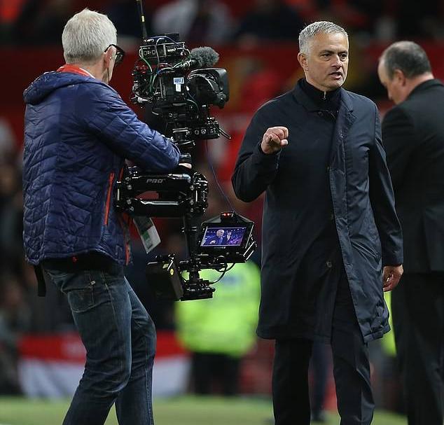 Kauli ya Mourinho yamtia hatiani, chama cha soka Uingereza FA cha mshitaki,atakiwa kujieleza