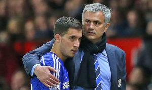 Mourinho amkaribishaEden Hazard ndani ya United 'Historia inaonyeshaakiwa kwenye kiwango chakeChelsea inakuwa mabingwa