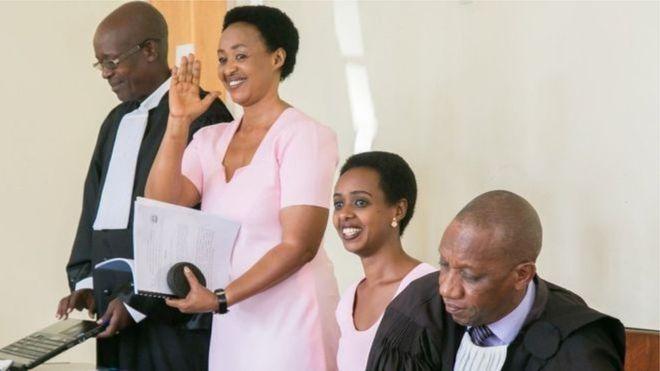 Hukumu ya mwanasiasa wa upinzani Rwanda, Diane Rwigara na Mamake Adeline Rwigara kutolewa