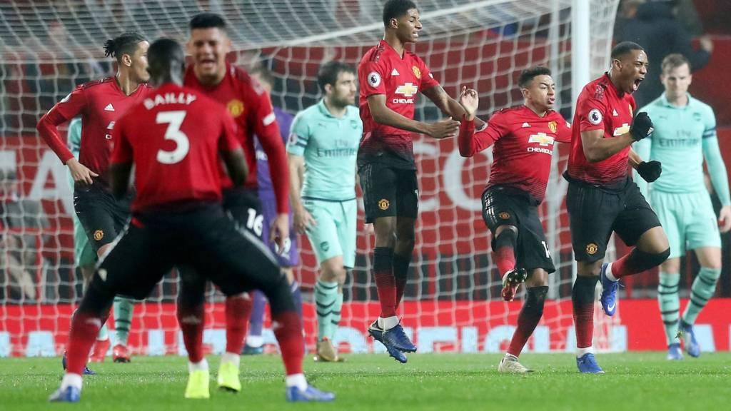"""Kocha wa Arsena Unai Emery afurahishwa na matokeo yao dhidi ya United """"Hatukustahili Ushindi"""""""