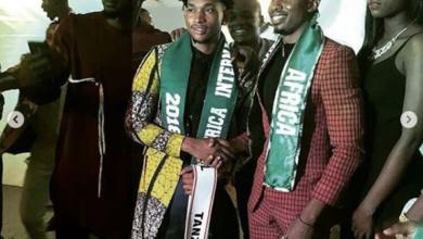 Photo of Calisah atoa lawama kwa serikali baada ya kushinda taji la Mister International Africa Nigeria (Audio)
