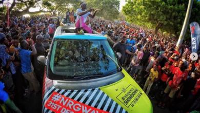 Photo of Mapokezi ya wasanii watakaofanya 'show' ya Wasafi Festival Kenya usipime (Picha)