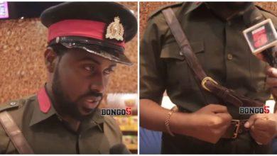 Photo of Rammy Galis atinga kijeshi uzinduzi wa Movie ya 'Hukumu' aliyomshirikishaAgnes Masogange, amchana Duma(+video)