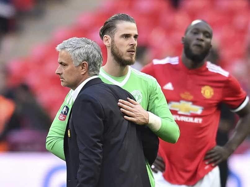 Mourinho awatupia lawama wachezaji wake matokeo ya 2-2 dhidi ya Arsenal