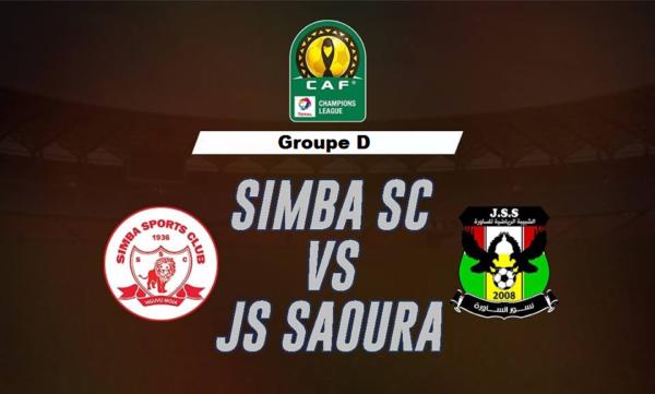 Simba yamtangaza mgeni rasmi kwenye mchezo wao dhidi ya JS Saoura michuano ya CAF Champions League