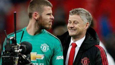 "Photo of Kocha wa Manchester United Ole Gunnar Solskjaer, ammwagia sifa Mlinda mlango wake David De Gea ""Ni ngumu kuamini"""