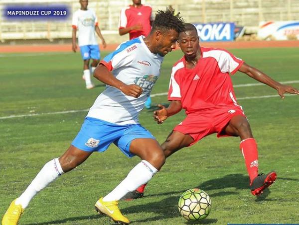 FAINALI YA MAPINDUZI CUP: Mnyama 'Simba SC' achinjwa na Azam FC kisiwani Pemba