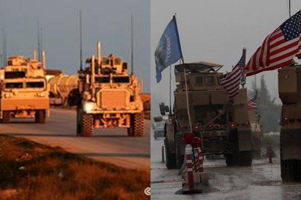 Hii ndio sababu iliyoifanaya Marekani kuanza kuondoa wanajeshi wake Syria