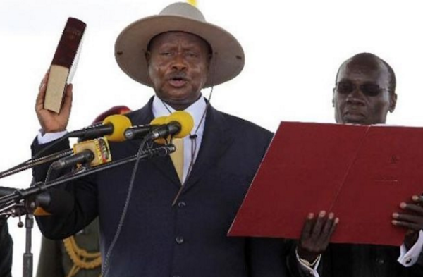 Image result for Rais Yoweri Museveni