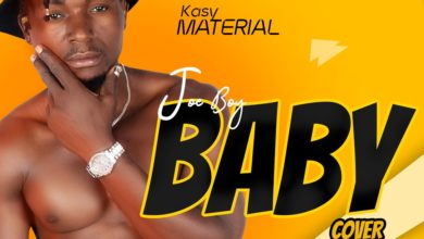 Photo of MUSIC AUDIO: Kasy Material – Baby Cover