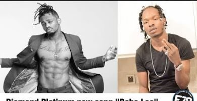 Photo of MUSIC AUDIO: Diamond aachia ngoma yake mpya ya 'BABA LAO'. Je, ni kweli ame-copy na ku-paste ngoma ya 'Soapy' ya Naira Marley?
