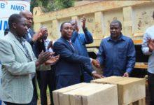 Photo of NMB wachangia vifaa vya ujenzi uwanja wa mpira Chato
