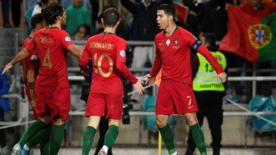 Photo of Ronaldo hakamatiki kwa Hat-trick, Aiweka nafasi nzuri Ureno kufuzu EURO 2020