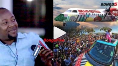 Photo of WCB wahaha kutumia waganga kukata mvua isinyeshe Wasafi Festival Dar(Video)