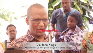"""Photo of Kauli ya kwanza ya binti Anna aliyefiwa na wazazi wake wote """"Naomba msiniache"""""""