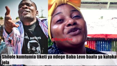 Photo of Shilole kumtumia tiketi ya ndege Baba Levo baada ya kudaiwa kashinda rufaa(Video)