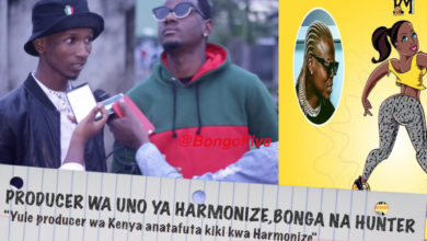 Photo of Producer wa UNO ya Harmonize 'Hunter' akiri wimbo huo kufanana na ule wa producer wa Kenya (Video)