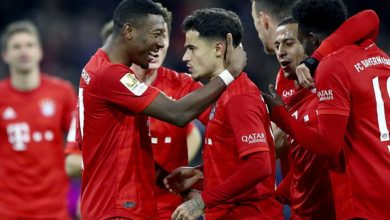 Photo of 'Hat-Trick' kumpa ugali Philippe Coutinho, Bayern Munich