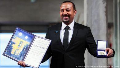 Photo of Waziri Mkuu wa Ethiopia ashinda tuzo ya amani ya Nobel