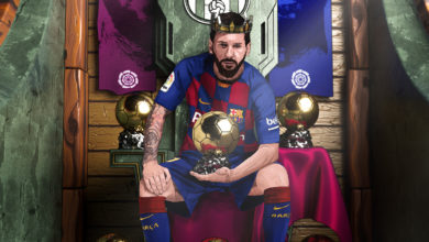 Photo of Messi wins an all-time record 6th Ballon d'Or and LaLiga retains the award it has held since 2009, the league's 23rd overall