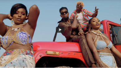 Photo of Rayvanny afanya mwendelezo wa TETEMA , aachia video ya remix yake akiwashirikisha Diamond, Patoranking na Zlatan – Video