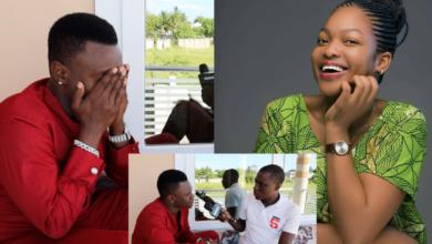 Photo of Video: Mtoto wangu niliyemzaa na marehemu Martha bado sijampata – Mbosso