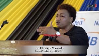 Photo of Dodoma: OSHA imewataka mafundi kuzingatia Usalama na Afya Mahalipa Kazi ili kujiletea maendeleo na kuongeza kipato chao(+Video)