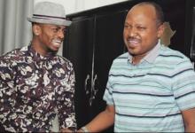 Photo of Kusaga : Sina share kwa Diamond, nimemsaidia tu kutimiza ndoto zake (Video)