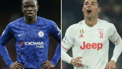 Photo of UEFA ilivyomtoa kafara Ng'olo Kante kwenye kikosi bora cha Ulaya kisa Cristiano Ronaldo