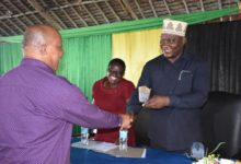 Photo of DC Chongolo awaonya wakuu wa shule, ampongeza Mkurugenzi Kagurumjuli kwa usimamizi mzuri Elimu Kinondoni