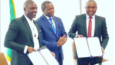 Photo of Akon athibitisha kufikia makubaliano ya kuanza kujenga mji wake nchini Senegal ' Akon City'