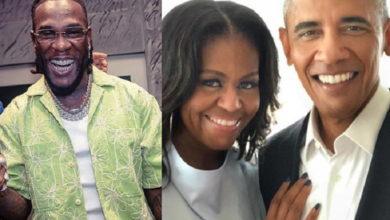 Photo of Burna boy azidi kupasua anga, Michelle Obama autaja wimbo wake anaousikiliza akiwa mazoezini