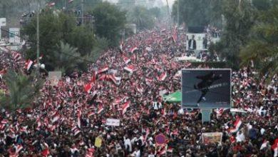 Photo of Iraq yafanya maandamano kuishinikiza Marekani iondoke