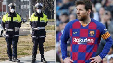 Photo of Lionel Messi na wengine Barcelona kupimwa 'CORONA VIRUS'kabla ya kuwakabili Napoli