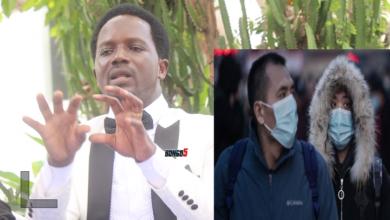 "Photo of Prophet Siamon ""Walioileta Corona hawakukusudia ifike Tanzania, Mungu hakuileta bali shetani kiroho haipo tena"" – Video"