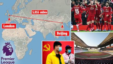 Photo of Klabu moja Premier League yapendekeza msimu wa ligi ukamalizikie China