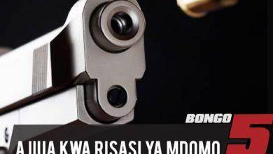 Photo of Ajiua kwa kujipiga risasi ya mdomo kisa mkopo wa tsh milioni 100