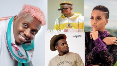 Photo of Rayvanny Nandy, Gnako na Mario wachaguliwa na Maproducer  kuimba katika wimbo mmoja, Baada ya kutengenezewa beat – Video