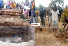 Photo of Mbeya: Ndugu walivyofukua maiti iliyozikwa miezi 3 baada ya kutilia shaka chanzo cha kifo chake – Video