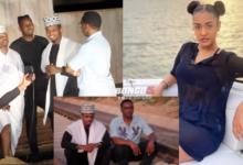 Photo of Diamond atua kushuhudia reli ya kisasa ya SGR, aeleza kinachomuumiza Tanasha akija Dar (Video)