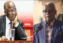 Photo of JPM kuhusu kifo cha balozi Lusinde, Pumzika kwa amani mtani wangu
