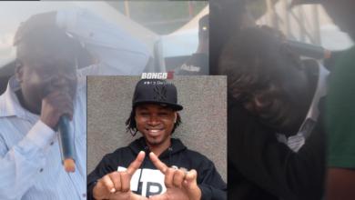 Photo of Shuhudia mzee alivyopanda jukwaani na kutoka machozi kisa show ya Juma Nature  (+Video)