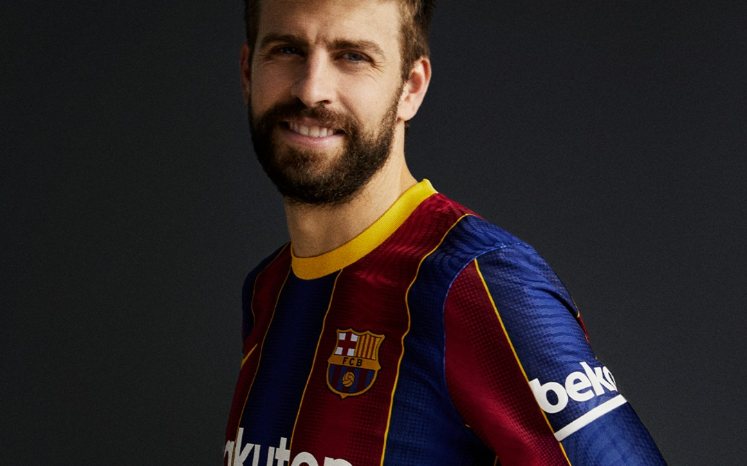 Fc Barcelona Officially Presents 20 21 Jersey Bongo5 Com