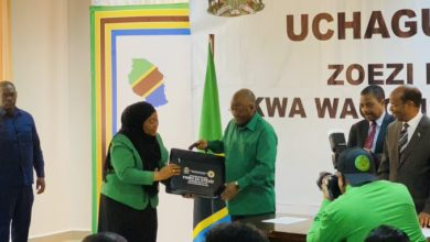 Photo of Rais Magufuli ameambatana na mgombea mwenza Mama Samia Suluhu kuchukua fomu ya Urais NEC Dodoma (+Video)