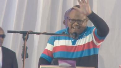 Photo of Tundu Lissu akizungumza mbele ya Zitto, Membe kwenye mkutano wa ACT Wazalendo (Video)
