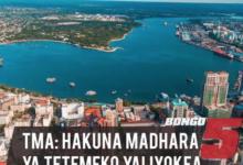 Photo of TMA: Hakuna madhara ya tetemeko yaliojitokeza, wananchi waendelee kuchapa kazi